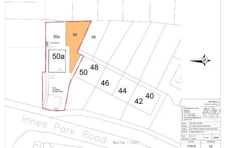Plot of Land, 50A Innes Park Road, Skelmorlie, PA17 5BA