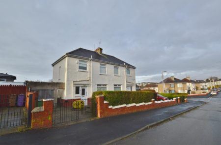 45 Hillsborough Road, Baillieston, GLASGOW, G69 6NU