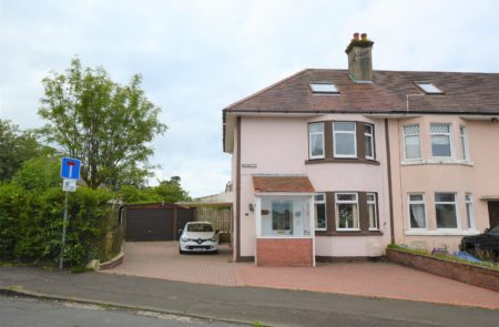 74 Flatt Road, LARGS, KA30 9EB